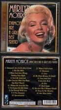"MARILYN MONROE ""Diamonds Are A Girl's Best Friend"" (CD) 2002 NEUF"