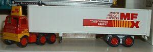 MFX Motor Freight Express '83 Winross Truck