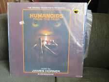 RARE SEALED Humanoids From The Deep SOUNDTRACK LP James Horner Cerberus CST 0203