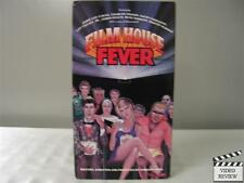 Film House Fever VHS Jamie Lee Curtis, Charles Grodin, David Carradine