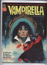 Vampirella Warren comic monster Vampire horror magazine #18 Dracula Lives!