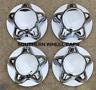 4pcs. NEW 1997-2004 FORD F-150 F150 Hub Wheel CHROME Center Caps 7 3/4 inches