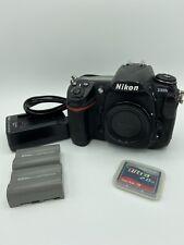 Nikon D D300S 12.3 MP Digital SLR Camera (Body Only)