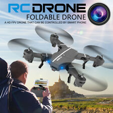 Wifi FPV RTF 2.4G RC Quadcopter Drone mit Kamera Cam RTF Schwarz UAV-Drohne