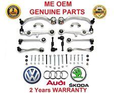 ~ 20 ME VAG CONTROL ARMS WISHBONES KIT SET Audi A4 A6 VW Passat B5 C5 8D SUPERB