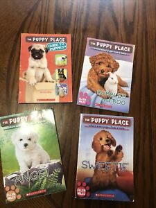 The Puppy Place book lot