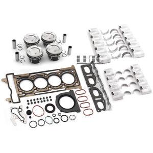 Engine Overhaul Rebuild kit For Mercedes-Benz C250 E300 W205 W212 X253 M274 2.0