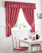 Polyester Traditional Curtains & Pelmets with Pencil Pleat