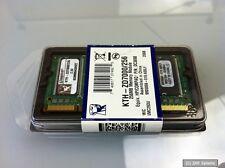 Kingston KTH-ZD7000/256 PC-2700 Arbeitspeicher 256 MB (333 MHz, 200-polig)