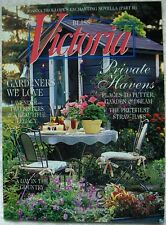 Early Victoria magazine April 1999~Gardeners we Love~Private Havens~Lavender-NR