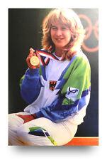 Steffi Graf Signed 12x8 Photo Wimbledon Tennis Memorabilia Autograph + COA