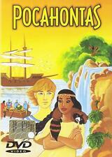 Pocahontas DVD LEGOCART