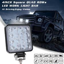 2x 48W Car 12V LED Work Spot Lights Spotlight Lamp 4x4 Van ATV Offroad SUV Truck
