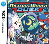 Digimon World: Dusk (Nintendo DS, 2007) GAME CARTRIDGE ONLY, TESTED & WORKING