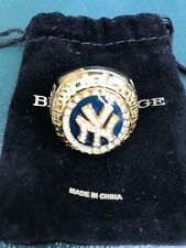 1998 Yankees SGA World Series Championship Replica Ring IN HAND  8/19/18 August