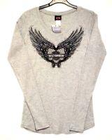 Harley Davidson® Women's Trestle HarleyWorld Chesterfield Dealer T-Shirt New