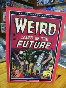 PS ARTBOOKS, WEIRD TALES OF THE FUTURE V1, 2020 SOFTCOVER