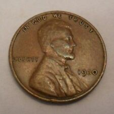 1930 P Lincoln Wheat Cent / Penny  *GOOD OR BETTER*  **FREE SHIPPING**