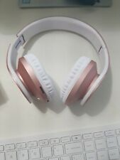 LUCKYMORE PINK wireless stereo  HEADPHONES