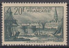 FRANCE : ST MALO N° 394 NEUF ** GOMME SANS CHARNIERE - A VOIR - COTE 100 €
