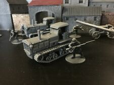 1/56 Soviet STZ-3 Artillery Tractor 28mm bolt action