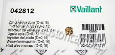 VAILLANT UGELLO PILOTA PER GPL ART. 042812 SCALDABAGNO 275/12 IT ECT