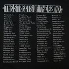 NEW THE STREETS OF THE BRONX NEW YORK NYC LITTLE ITALY TEE T SHIRT Sz Mens XL