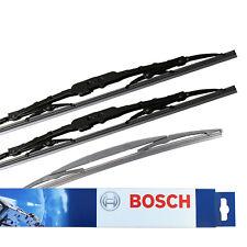 Fits Honda Jazz MK3 Hatch Bosch Superplus Front & Specific Rear Wiper Blades