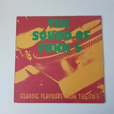 The Sound Of Funk 5 Vinyl LP GSLP 36 1994 Funk Soul Goldmine Soul Supply Record