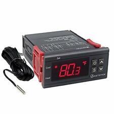 New listing Ac 110V Digital Temperature Controller Incubator Thermostat Fahrenheit 10A 2 .