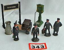 6-10 Pieces 1:32 Vintage Toy Soldiers