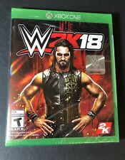 WWE 2K18 (XBOX ONE) NEW