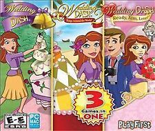 Wedding Dash Wedding Dash 2 Wedding Dash Ready Aim Love (PC/mac) *New,Sealed*