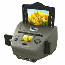 NEW Qpix Photo Scanner Standalone Negative Slide and Photo Scanner