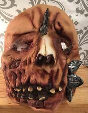 Daniel Horne? Mask Rare None on Ebay Severely Disfigured Face Halloween Mask
