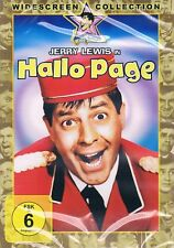 DVD R2 THE BELLBOY (1960) Jerry Lewis Comedy Classic Region 2 PAL NEW