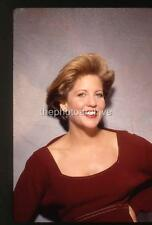 536F NANCY ALLEN 1989 Harry Langdon 35mm Transparency w/rights