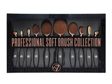 W7 Makeup Professional 10 Piece Soft Brush Collection Make UP Brush Set