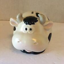 Bank Small  Cow Bank  needs plug