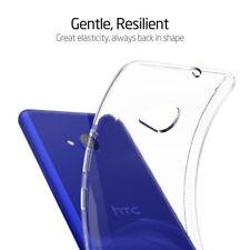 Soft Gel Clear Transparent Ultra Slim Case Cover For HTC U11 | U11 Life