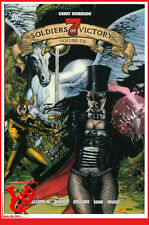 7 Soldiers of Victory 1 01 Janv 2007 TPB Grant Morrisson EO Panini # NEUF #