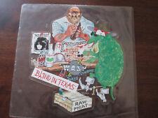 ERROR! - W.A.S.P. BLIND IN TEXAS PICTURE DISK ALBUM VINYL - UK PRESS CLP374B