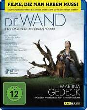 Die Wand - Martina Gedeck - Blu-ray
