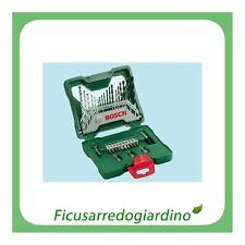Bosch Valigietta x33 Accessori Per Trapano Punte Trapano Kit Foratura - 261010