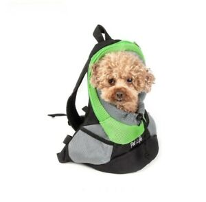 Pet Life On-The-Go Bark-Pack Supreme Travel  Pet Carrier - One Size (Green)