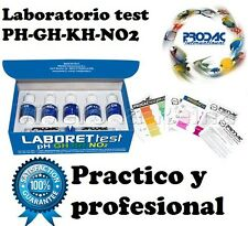 ACUARIO LABORET TEST PH GH KH NO2 PRODAC.