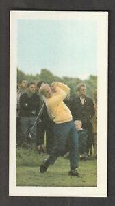 BARRATT goldflake Confectionary Jack Nicklaus American golfer Open Champion 1966
