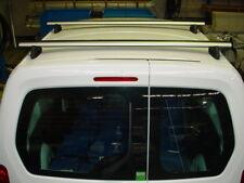 Renault Trafic Roof Racks 3 Bar, 2004-2014 models, Australian Made
