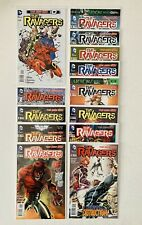 The Ravagers (2012) #0,1-12 Complete Set DC COMICS VF/NM