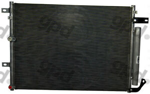 A/C Condenser Global 4361C fits 14-18 Jeep Cherokee
